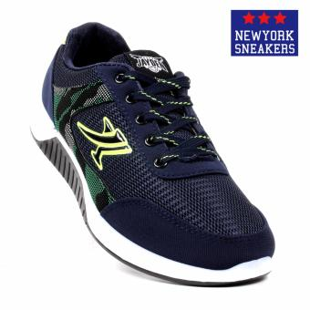 New York Sneakers Reid Rubber Shoes(NAVY)