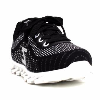 New York Sneakers Savannah Rubber Shoes(BLACK/WHITE)