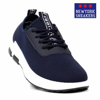 New York Sneakers Sonya Rubber Shoes(NAVY)