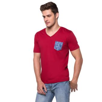 Newyork Army Men's V-neck T-Shirt