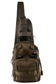 NICK 6012 Sling bag (Olive) Price Philippines
