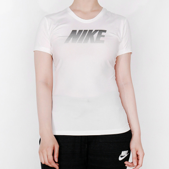 Nike thin breathable casual round neck short sleeved t-shirt female Top