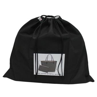Ohmybag Black Large Dust Bag with Identification Slot Price Philippines