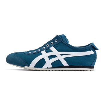 Onitsuka tiger mexico66/d3k0n-0090 men a pedal casual shoes (Ink blue/White)