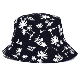 PAlight Unisex Bucket Hat Boonie Outdoor Cap Summer Traveling Sun Hats - intl Price Philippines