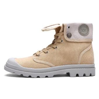 Palladium Boots Fashion Cowboy boots Leisure ankle boots CoupleDesert shoes - intl Price Philippines