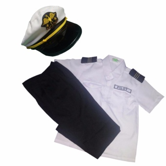 Pilot Costume (3-13 Years Old) Price Philippines