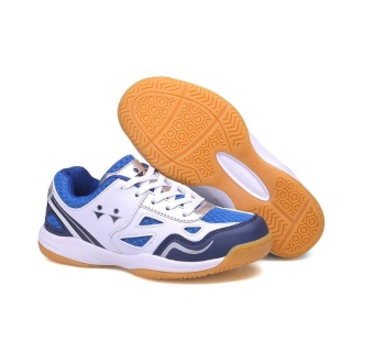 Professional Kids Badminton Shoes Boys and Girls Badminton Shoes Children's Tennis Shoes Fashion Sneakers - intl