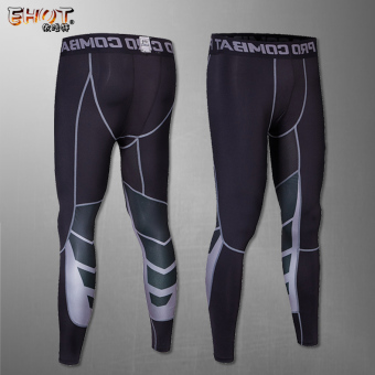 Qiudong Men Basketball Training breathable points Pants pants (Elite slim fit pants)