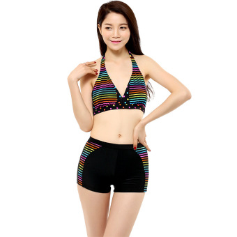 Sexy New style two pieces bikini Price Philippines