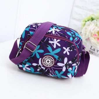 One shoulder mini small bag niu jin bu bao (Cross purple bottom Orchid) (Cross purple bottom Orchid)