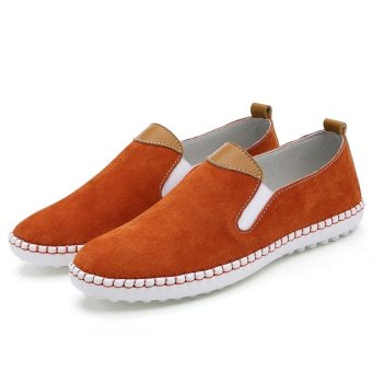 Slip-Ons for Women's loafers Lazy shoes Fashion casual shoes - intl