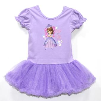 Sofia The First Ready For Fun Tutu dress (Lavender)