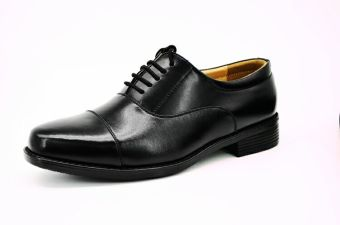 The soldiers 07B/07a casual mesh lace-up foot covering business leather shoes 07A lace 07A lace