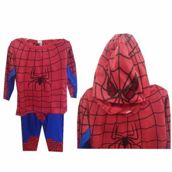Spiderman Costume (1-9 Years Old) Price Philippines