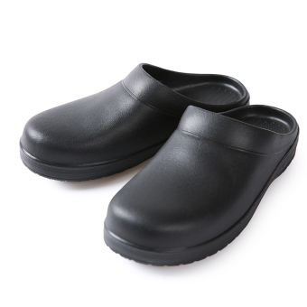 Super a73 chef kitchen shoes non-slip shoes (Black) Price Philippines