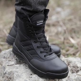 Tactical Boots Swat Pdrm Askar Penguatkuasa - intl