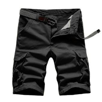 Tactical Cargo Short Pants Mens Denim Military Shorts For Men Bermuda Cargo Jeans Cortos Hombre Short Homme 03 - intl