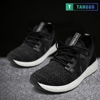 Tanggo 1979 Korean Fashion Men's Sneakers Shoes black