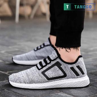 Tanggo Minho Fashion Sneakers Korean Rubber Shoes for Men