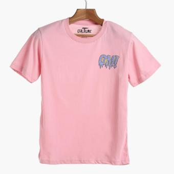 Tee Culture Boys Teens Graphic Tee (Pink)
