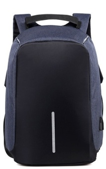 The new, leisure, backpack, guard against theft, movement, backpack, contracted, student, school bags, multi-function, charging, travel, camera bag - intl