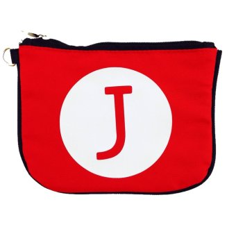 Tickles Elemenopy Coin Purse J (Red)