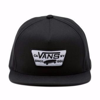 Vans Full Patch Snapback True Black