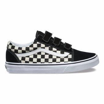 Vans Old Skool V Black/White Checkerboard