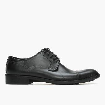 World Balance Easy Soft Mens Mexico Rome Oxfords (Black)