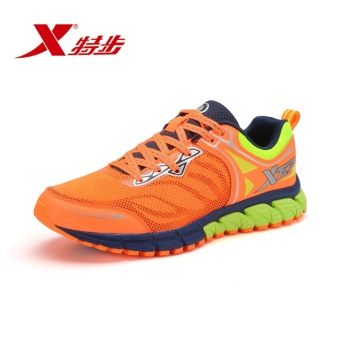 XTEP Brand New Arrive 2017 Mens Outdoor Indoor Sport Running HikingShoes Sneakers - intl