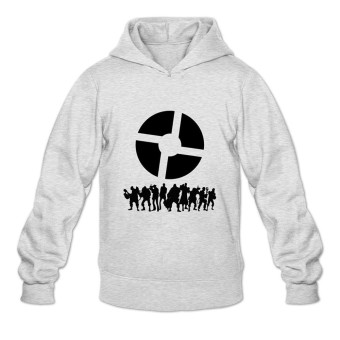 YOGUYA Men's Team Fortress 2 TF2 Game Hoodie Shirt - intl