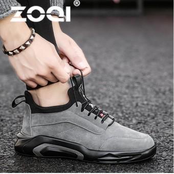 ZOQI Men Running Shoes Breathable Outdoor Sneaker AIR Sport Shoes For Men Running Shoe - intl