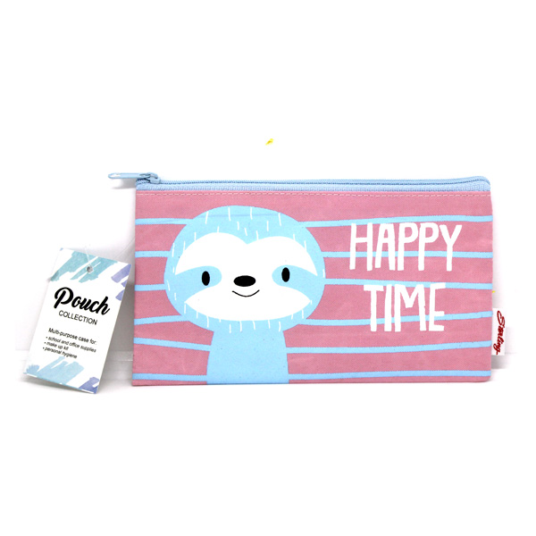 Image of Sterling Happy Time Small Fabric Pouches