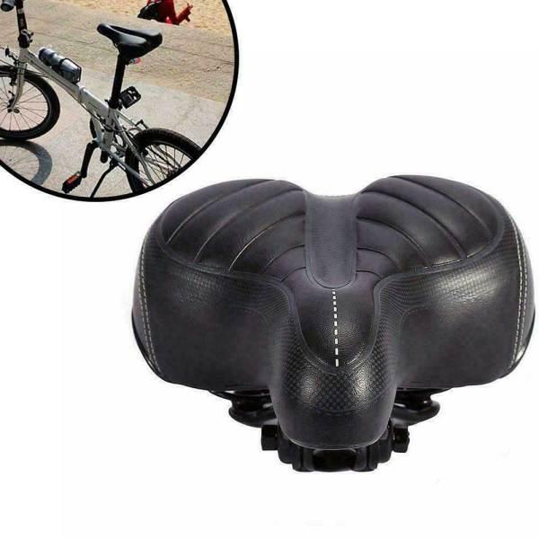 Mua Comfort Wide Big Bum Bike Bicycle Gel Cruiser Extra Sporty Soft Pad Saddle Seat