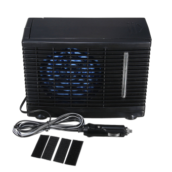 12V Portable Home Car Cooler Cooling Fan Water Ice Evaporative Air Conditioner - intl