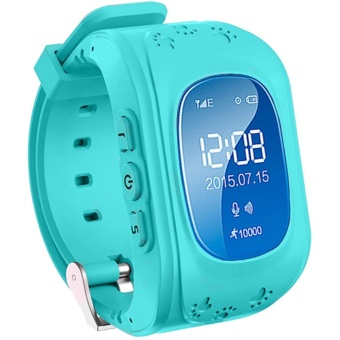 2Cool Kids Watch GPS Tracker Anti Lose Phone Call Smart Watch GPS Watch for Children - intl