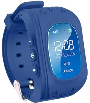 2Cool Kids Watch GPS Tracker Anti Lose Phone Call Smart Watch SOSCall Watch for Children - intl