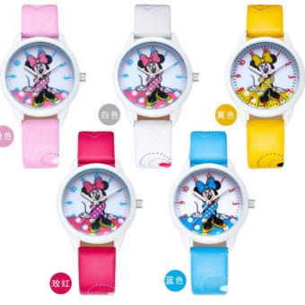 2Cool Mickey Kids Watch for Girls Lovely Princess Watch - intl Price Philippines