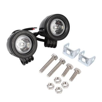 2pcs 10W LED Work Light Off Road Driving Fog Lamp Spot Motorcycle -intl