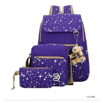3pcs Large School Bags for Girls Children Backpacks Primary Students Backpack Waterproof School Bag Kids Book