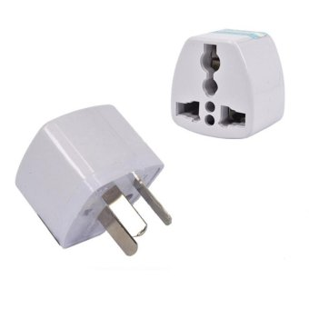 5PCS High Quality Universal Power Adapter Travel Adaptor 3 Pin AU Converter US/UK/EU To AU Plug Charger for Australia New Zealand - intl