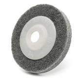 ... 5pcs/set 4'' 100mm Gray Fiber Polishing Sanding Disc Metal Buffing Wheel Pad ...