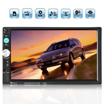 7 Inch Touch Screen 2 Din Car Radio Stereo Bluetooth / AUX / SD /FM / USB MP5 Player