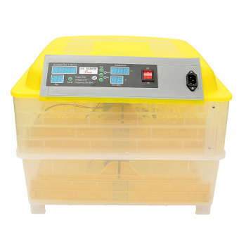 96 Digital Egg Incubator Hatcher Temperature Control Automatic Turning Chicken - intl