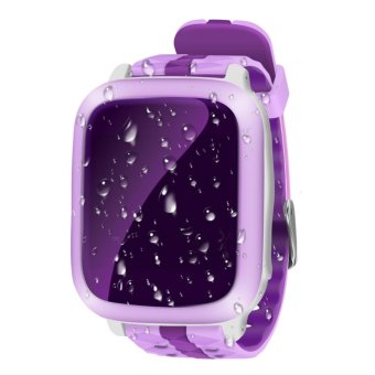 Abusun Kids Smart Watch Child GPS Watch Phone Sim Card WiFi LocatorTracker Anti-Lost Wristwatch For iOS Android - intl