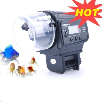 Aquarium Automatic Fish Food Tank Feeder Timer Auto Feeder for Aquarium - intl