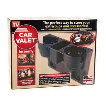 ASTV Car Valet Cup Holder