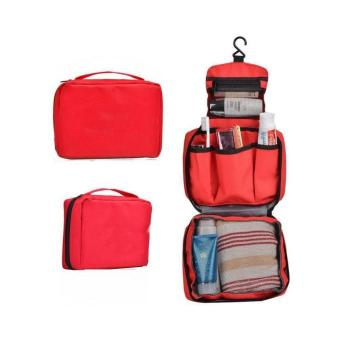 ASTV Travel Wash Bag (Red)
