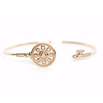 Athena & Co. 22k Gold Plated Elsa Bangle Price Philippines